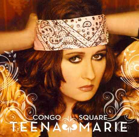 CONGO SQUARE BY MARIE,TEENA (CD)